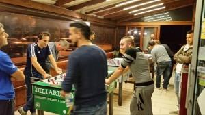 Torneo di biliardino al Reef Caffè
