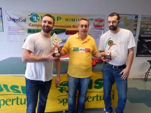 3 al Grand prix di Rimini