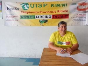 Organizzatore Greco Vincenzo